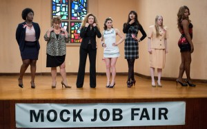 mock job fair orange is the new black