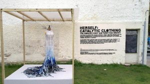 catalytic clothing that helps reduce pollutants