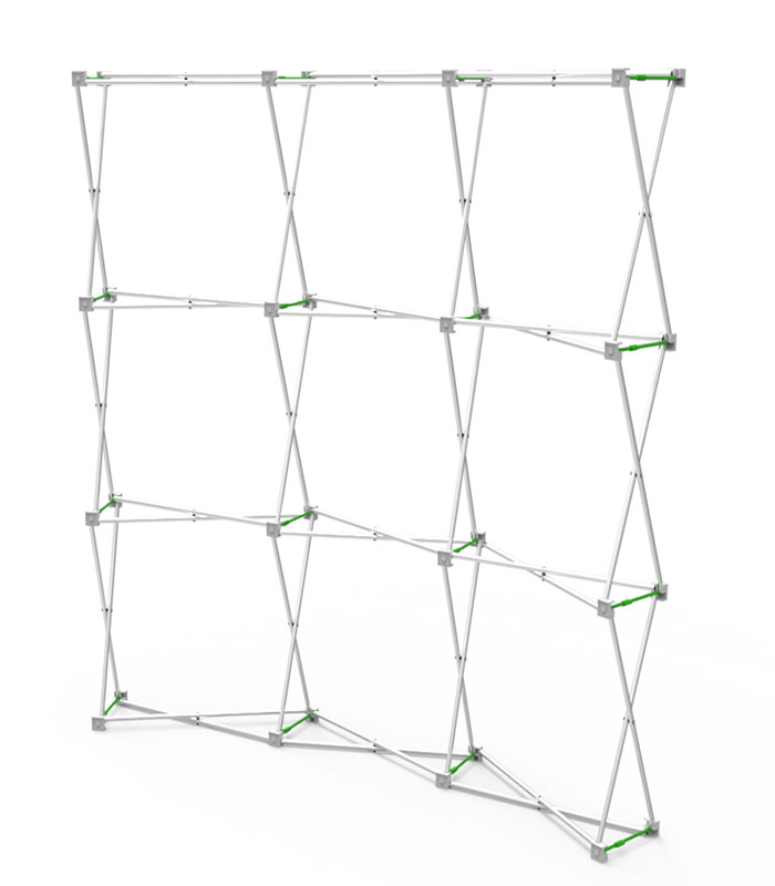 AMS 10ft Pop-Up Wall