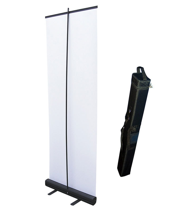 AMS 36 Retractable Banner Stand