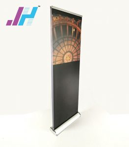 AMS 48 Retractable Banner Stand
