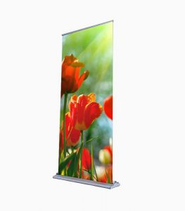 AMS 60″ Retractable Banner Stand Image