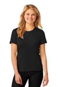 Anvil Ladies 100% Ring Spun Cotton T-Shirt. 880