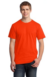 DISCONTINUED Fruit of the Loom Lofteez HD 100% Cotton T-Shirt. HD6