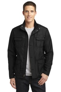 Port Authority Four-Pocket Jacket. J326