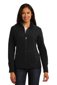 Port Authority Ladies R-Tek Pro Fleece Full-Zip Jacket. L227