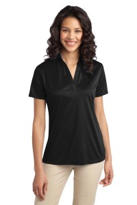 Port Authority Ladies Silk Touch Performance Polo. L540