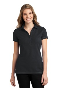 Port Authority Ladies Modern Stain-Resistant Polo. L559