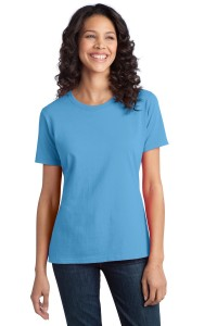 Port & Company - Ladies Essential Ring Spun Cotton T-Shirt. LPC150