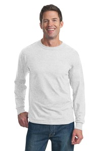 Fruit of the Loom® Heavy Cotton HD® 100% Cotton Long Sleeve T-Shirt. 4930