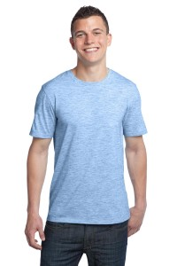 District® - Young Mens Extreme Heather Crew Tee DT1000