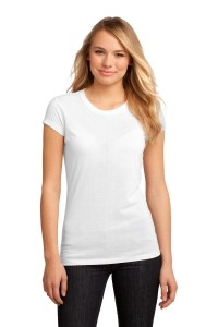 DISCONTINUED District® - Juniors Sublimate Tee®. DT2610