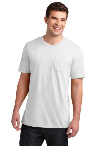 District® Young Mens Very Important Tee® with Pocket. DT6000P