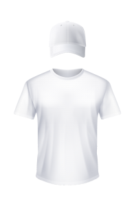 T-Shirt with Hat