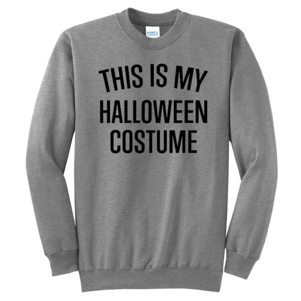 PC78 - This Is My Costume - Heather