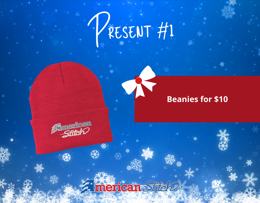 Deals on discounted beanies at American Stitch